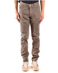 Jeckerson Jeans 37pcju - Grijs