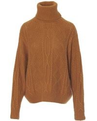 Mes Demoiselles Sweater - Bruin