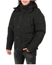 Moose Knuckles Jacket - Zwart