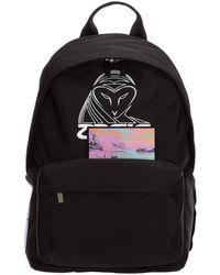 Alexander McQueen Rucksack Backpack Travel - Zwart