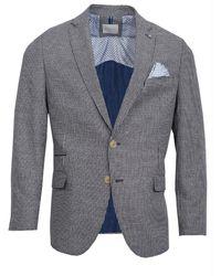 Bugatti Jacket blazer Azul