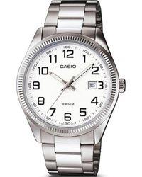 G-Shock Watch Ur - Mtp-1302d-7b - Grijs