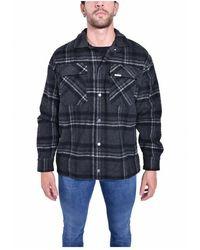 Represent Giubbotto/camicia Overshirt - Grijs