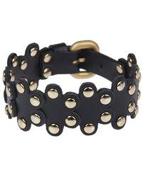 RED Valentino Bracelet Bijoux - Zwart
