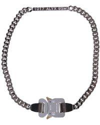 1017 ALYX 9SM Chain Necklace - Grijs