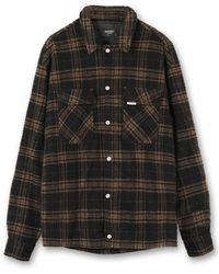 Represent Overshirt - Bruin