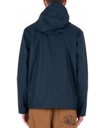 Rains Jacket Azul