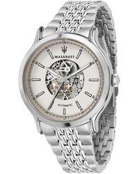 Maserati Watch Ur R8823138001 - Grijs