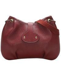 Hermès Sac bandoulière en cuir Rodeo - Rouge