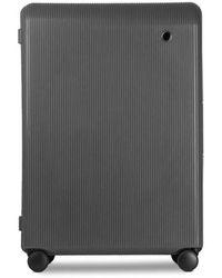Echolac Fusion suitcase set - Grau