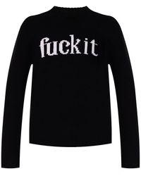 Zadig & Voltaire Hooded Sweater - Grijs