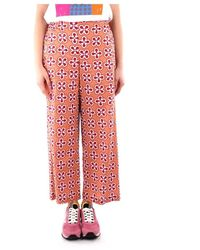 Niu - Pe21210T29 At the Palace Trousers - Lyst