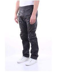 1017 ALYX 9SM Aampa0089Fa02 Regular trousers Marrón