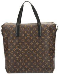 Louis Vuitton Tweedehands Tas M40388 - Bruin
