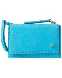Jacquemus Cardholder - Azul