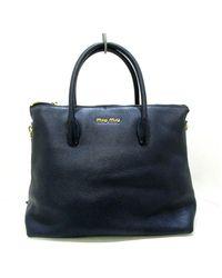 Miu Miu Vintage - Shoulder bag - Lyst
