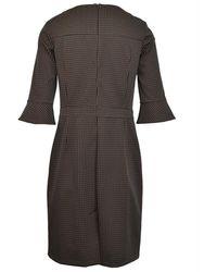 Dolce & Gabbana - Dress Negro - Lyst