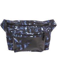 Emporio Armani Men's Belt Bum Bag Hip Pouch - Zwart