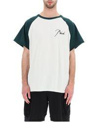 Rhude Sundry Tee T-shirt - Wit