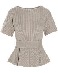 Agnona - Sweater - Lyst
