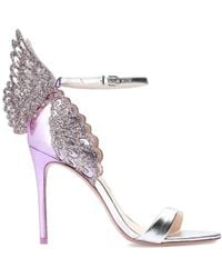 Sophia Webster - Evangeline Stiletto Sandals - Lyst