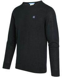 BLUE INDUSTRY Pullover Kbiw20-m20 - Groen