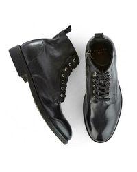 Hudson Jeans Boots Negro