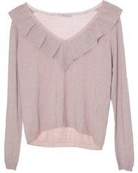 Motel Sweater - Roze