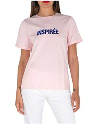 Suncoo T-shirt Inspiree - Roze
