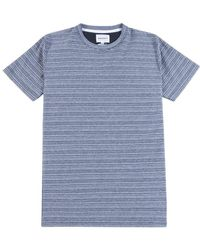 Norse Projects Niels Textured SS - Grigio