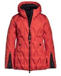 Creenstone Jacket - Rood