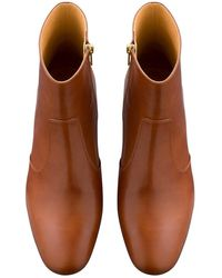 A.P.C. Boots Joey Marrón