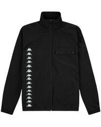Kappa Edou jacket - Negro