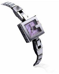 Gucci Reloj de pulsera G 102 Rosa