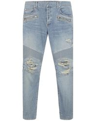 Balmain Jeans - Blauw