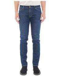 Acne Studios Jeans - Blauw