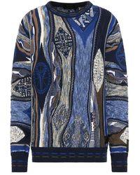 carlo colucci Knitwear Azul