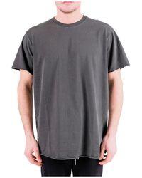 John Elliott T-shirt - Grijs
