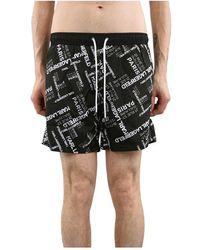 Karl Lagerfeld Swimsuit - Zwart