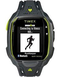 Timex Watch Tw5k84500 - Zwart