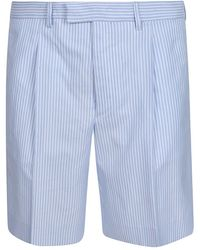 Prada Trousers - Blauw