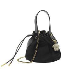 Versace Bucket Bag - Zwart
