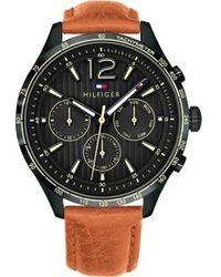 Tommy Hilfiger Watch Ur - 1791470 - Bruin