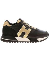 Hogan H383 Sneakers - Zwart