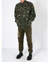Maharishi Jacket Verde