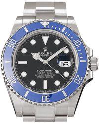 Rolex Submariner date watch - Gris