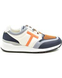Tod's Sportschoenen - Grijs