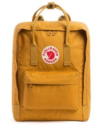 Fjallraven Kanken Backpack - Geel