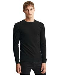 Denham Sweater - Zwart