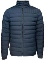 Superdry Tapered Jacket - Blauw